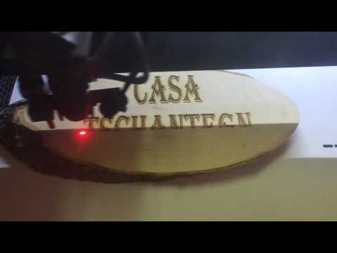Lasergravur Maiensässtafel