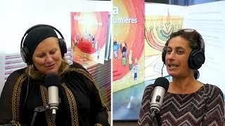 actucultur#187- Sandra Krief, « raconte-moi une histoire »