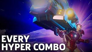 Marvel vs Capcom: Infinite - Every Hyper Combo