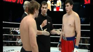 Vitaly Minakov vs. Ruslan Kabdulin, League S-70