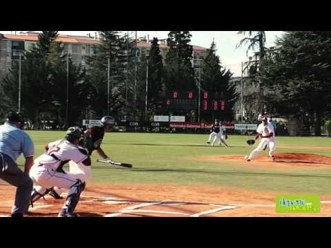 Beisbol Navarra vs Pamplona