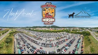 {The 2019 7th Annual Great Smoky Mountain Jeep Invasion!}