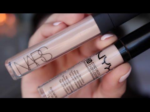$5 vs. $30 | NARS vs. NYX Dupe Concealer