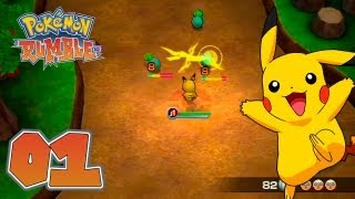 LP Pokémon Rumble - Episodio 1