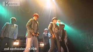 K-POP COVER DANCE EVENT K sonic ' 2nd Confession ' by KTOB