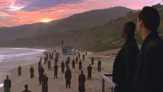 【喵嗷污】海滩聚集着一群行为怪异的人,他们竟掌控着地球上所有人的生死《天使之城》几分钟看奇幻片