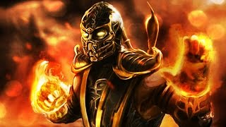 Mortal Kombat 9 PC Game Movie All Cutscenes 1080p HD