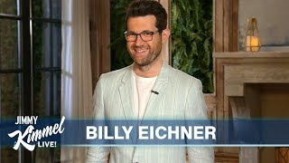 Billy Eichner's Guest Host Monologue on Jimmy Kimmel Live