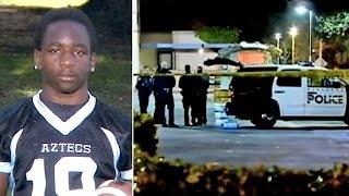 Pasadena Police Cover-up in Shooting of Unarmed Teenager