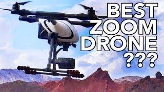 Walkera Voyager4 18x zoom drone