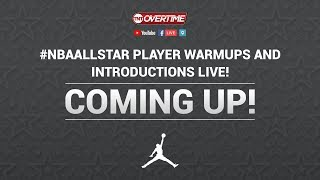 2018 #NBAAllstar Pregame Coverage Presented by Brand Jordan