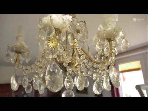 Coustic Glo Kronleuchter kristallklar
