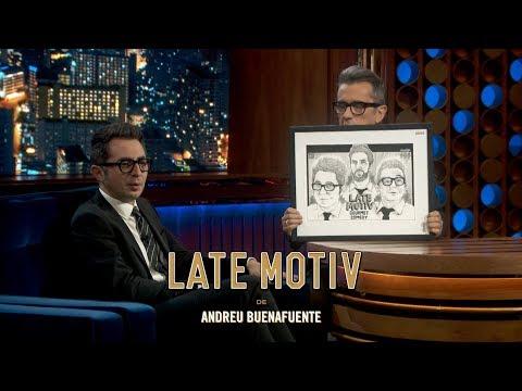 LATE MOTIV -  Berto Romero. 'Bertito y Buenafu, tus zorritas'   #LateMotiv320