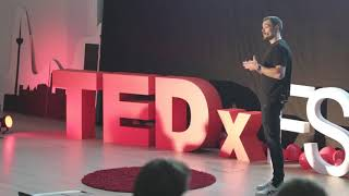 The Science of Habits | Marco Badwal | TEDxFS
