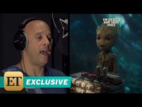 EXCLUSIVE: The Secret Behind Vin Diesel's Groot Voice May Surprise You