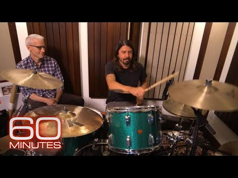 The drumming greats of the Foo Fighters