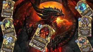 HearthStone: колода из 30 легендарок - Смертокрыл!