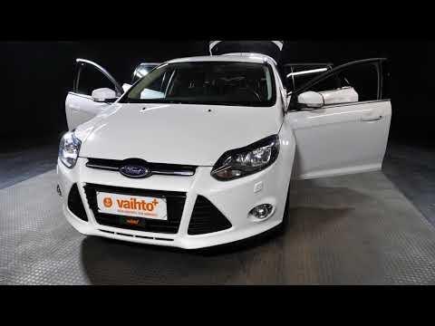 Ford FOCUS 1,0 EcoB 125 Start/Stop Titanium Wagon, Farmari, Manuaali, Bensiini, VTZ-106