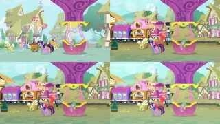 My Little Pony: Friendship is Magic Intros Seasons 1-5 Comparison