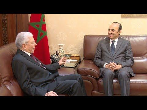 رئيس مجلس النواب يلتقي الأمين العام لاتحاد المغرب العربي