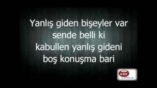 Emre Kaya Teşekkür Ederim Lyrics song (Şarkı sözleri)