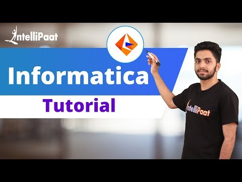 Informatica Tutorial | Informatica PowerCenter | Informatica Training For Beginners | Intellipaat