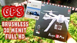 MJX BUGS 3 PRO Drone Gps Murah Dapet Kamera Full HD