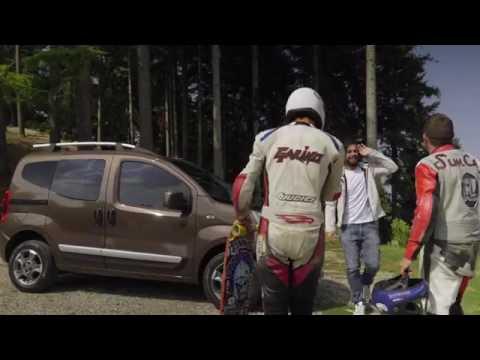 Fiat  Qubo Минивен класса M - рекламное видео 1