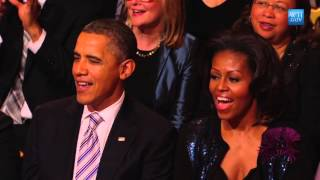 Trombone Shorty performs 'St. James Infirmary' at the White House