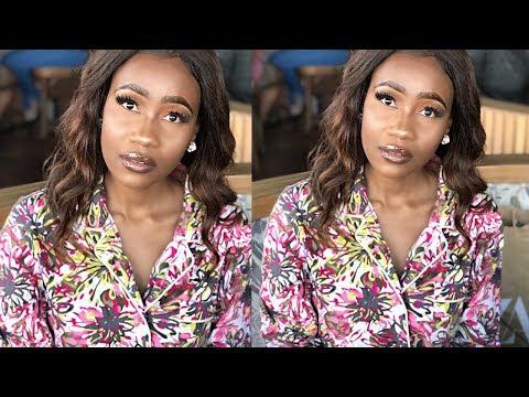 #Beginnerfriendlymakeuptutorial, Detailed makeup #Transformation | #SouthAfricanYoutuber