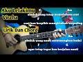 Chord Gitar Virzha Aku Lelakimu |Tutorial Mudah By Darmawan Gitar