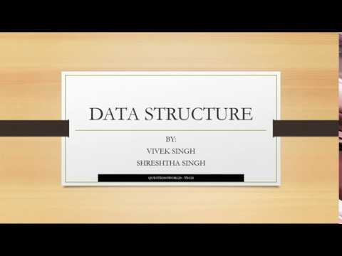 Introduction to Data Structure