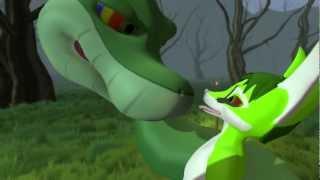 Snake Vore: Amplitude vs Jajuka (with hypnosis)