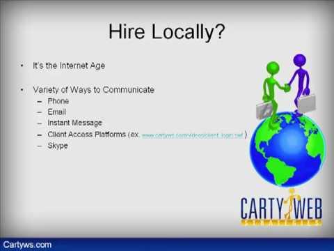 Should I Hire a Local Web Design Company