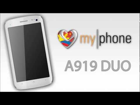 MyPhone A919 Duo Video Commercial