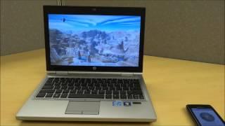 Jual Laptop Bekas HP 2570p Core i5 Intel