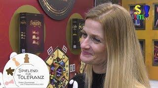 Ravensburger im Interview - Katrin Hanger - SPIELWARENMESSE 2019 - Spiel doch mal...!