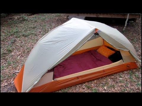 Big Agnes Copper Spur UL1 Tent Review