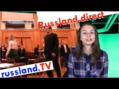 Das einzige Deutsch-Russische Parlament [Video]