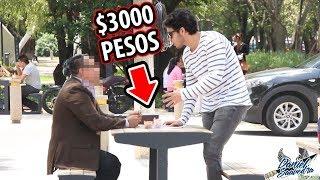 MAESTRO ME PIDE $3000 POR APROBARME E HICE ESTO