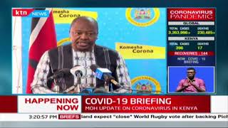 East Africa Health and Trade Minister hold virtual meeting to seek solution to COVID-19