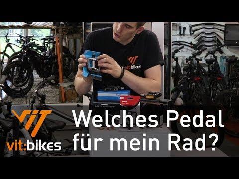 Welches Pedal ist das Richtige für mich? - vit:bikesTV 155
