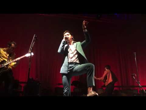 The Last Shadow Puppets - Is This What You Wanted live @ Olympia (Dublin 26 may 2016)
