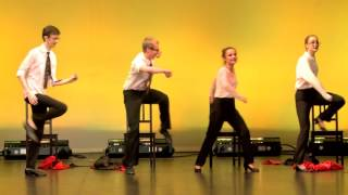 9 – 5  by Kathleen Atherton Academy of Dance