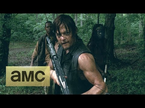 Commercial for The Walking Dead (2013) (Television Commercial)
