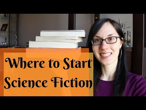 Where to Start: Science Fiction Recommendations