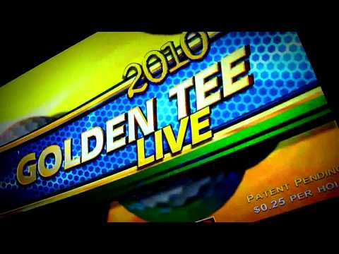 Golden Tee: The Song Is Deadly Ear Poison