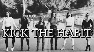 Kick The Habit - Cimorelli (lyrics)