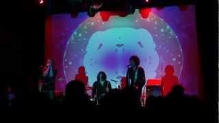 "The Jon Spencer Blues Explosion ""Feeling of Love / Bellbottoms Intro"" 11.3.12 @ Bowery Ballroom"