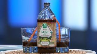 Miranda Kerr's Health Secret: Noni Juice!